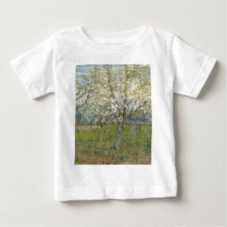 Vincent van Gogh der rosa Obstgarten - Baby T-shirt