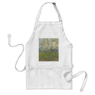 Vincent van Gogh der rosa Obstgarten - Schürze