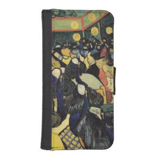 Vincent van Gogh | der Tanz Hall bei Arles, 1888 iPhone SE/5/5s Geldbeutel Hülle