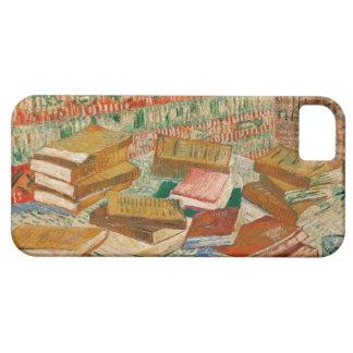Vincent van Gogh | die gelben Bücher, 1887 iPhone 5 Hülle