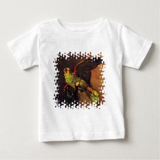 Vincent van Gogh - die grüne Baby T-shirt