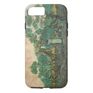 Vincent van Gogh   die olivgrünen Pflücker, iPhone 8/7 Hülle