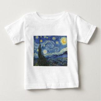 Vincent van Gogh | die sternenklare Nacht, im Juni Baby T-shirt