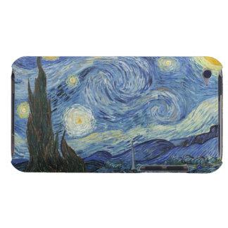 Vincent van Gogh | die sternenklare Nacht, im Juni Case-Mate iPod Touch Hülle
