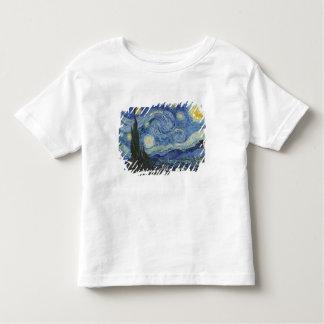 Vincent van Gogh | die sternenklare Nacht, im Juni Kleinkind T-shirt