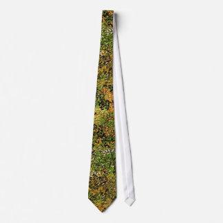 Vincent van Gogh - die Waldung - Kunst-Druck Krawatte