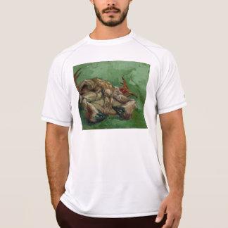 Vincent van Gogh - eine Krabbe auf seiner T-Shirt