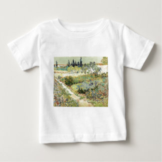 Vincent van Gogh-Garten bei Arles Baby T-shirt