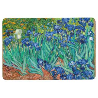 VINCENT VAN GOGH - Iris 1889 Bodenmatte