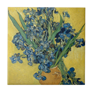 Vincent van Gogh - Iris-Kunstwerk Keramikfliese