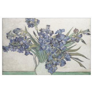 Vincent van Gogh Irises GalleryHD schöne Kunst Stoff