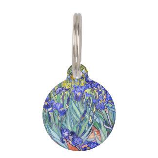 Vincent van Gogh Irises Vintage feine mit Tiermarke