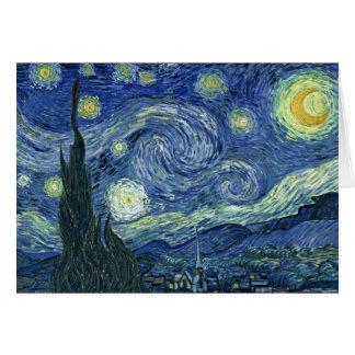 Vincent van Gogh Karte