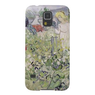 Vincent van Gogh | Mademoiselle Gachet im Garten Samsung S5 Cover