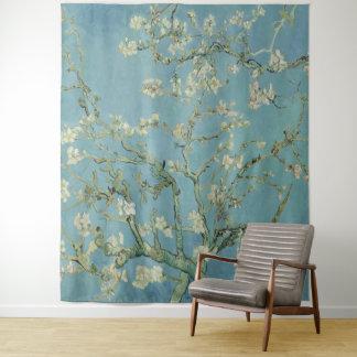 Vincent van Gogh-Mandelbaum in der Blüte Wandteppich
