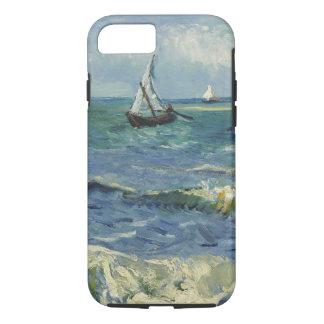 Vincent van Gogh-Meerblick bei Saintes Maries iPhone 8/7 Hülle