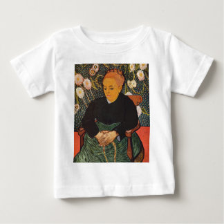 Vincent van Gogh - nette alte Dame Porträt Baby T-shirt