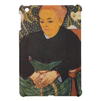 Vincent van Gogh - nette alte Dame Porträt iPad Mini Hülle
