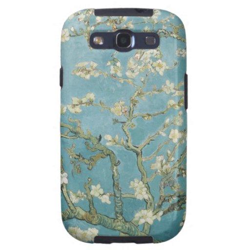 Vincent van Gogh-Niederlassungen des Mandelbaums Galaxy S3 Schutzhüllen
