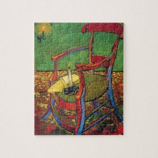 Vincent van Gogh - Paul Gauguins Lehnsessel Puzzle