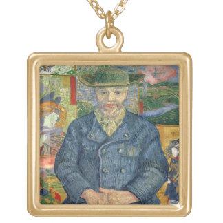 Vincent van Gogh | Pere Tanguy (Vater Tanguy) Vergoldete Kette