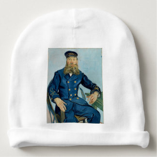 Vincent van Gogh-Porträt des Briefträgers Joseph Babymütze