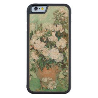 Vincent van Gogh | Rosen, 1890 Bumper iPhone 6 Hülle Ahorn