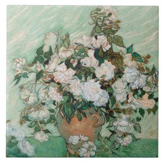 Vincent van Gogh | Rosen, 1890 Fliese