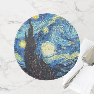 Vincent van Gogh schön die sternenklare Nacht Tortenplatte