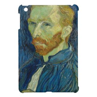 Vincent van Gogh-Selbstporträt-Kunstwerk iPad Mini Hülle