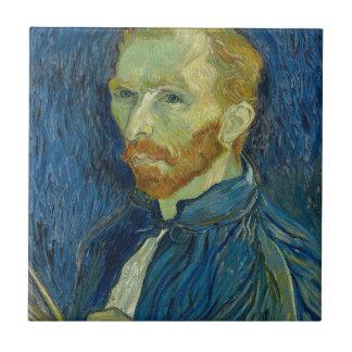 Vincent van Gogh-Selbstporträt-Kunstwerk Keramikfliese
