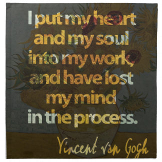 Vincent van Gogh Serviette