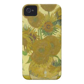 Vincent van Gogh - Sonnenblumen - klassische iPhone 4 Case-Mate Hülle