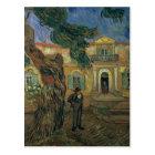 Vincent van Gogh | St Paul Krankenhaus, St. Remy Postkarte