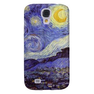 Vincent van Gogh Starry NachtVintage feine Kunst Galaxy S4 Hülle