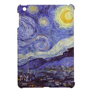 Vincent van Gogh Starry NachtVintage feine Kunst iPad Mini Hülle