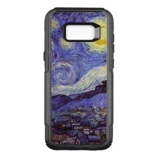 Vincent van Gogh Starry NachtVintage feine Kunst OtterBox Commuter Samsung Galaxy S8+ Hülle