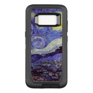Vincent van Gogh Starry NachtVintage feine Kunst OtterBox Defender Samsung Galaxy S8 Hülle