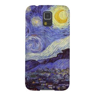 Vincent van Gogh Starry NachtVintage feine Kunst Samsung Galaxy S5 Hüllen