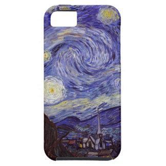 Vincent van Gogh Starry NachtVintage feine Kunst Tough iPhone 5 Hülle