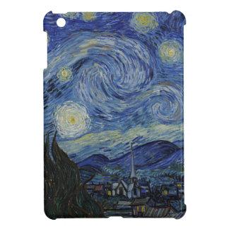 Vincent van Gogh - sternenklare Nacht. iPad Mini Hülle