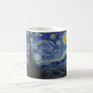 Vincent van Gogh - sternenklare Nacht Kaffeetasse