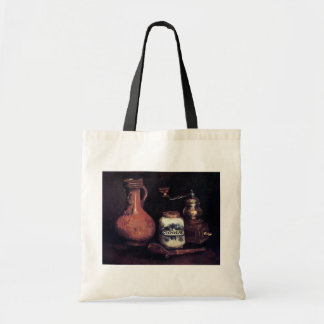 Vincent van Gogh - Stillleben mit Kaffeemühle Tragetasche