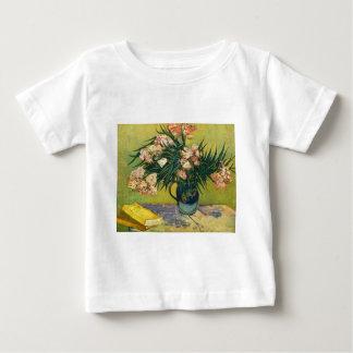 Vincent van Gogh - Stillleben mit Oleander Baby T-shirt