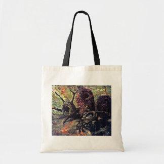 Vincent van Gogh - Stillleben mit Vogel-Nestern Tragetasche