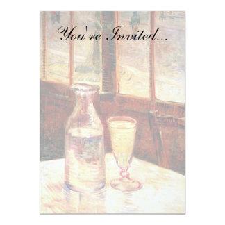 Vincent van Gogh - Stillleben mit Wermut Karte