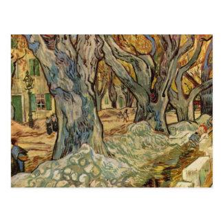 Vincent van Gogh - Straßen-Arbeitskräfte Postkarten