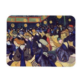 Vincent van Gogh - Tanz Hall in Arles Magnet