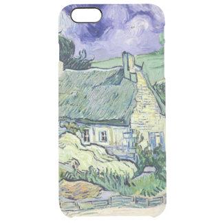 Vincent van Gogh | Thatched Hütten bei Cordeville Durchsichtige iPhone 6 Plus Hülle