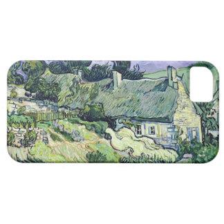 Vincent van Gogh | Thatched Hütten bei Cordeville Etui Fürs iPhone 5